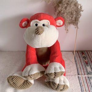 """""""Jump kids world"""" monkey stuffed animal"""
